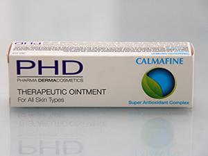 משחה טיפולית PHD לאחר איפור קבוע